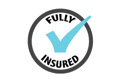 fully insured cleaning